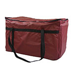 Intedge IFC1W Insulated Food Carrier, 20x 12 x 12-in, Wine