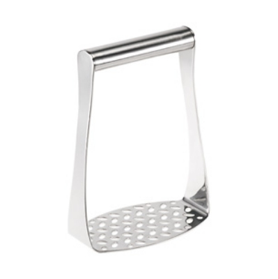 "Cuisipro 74-6756 7"" Stainless Steel Potato Masher"