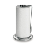 Cuisipro 74-6776 Stainless Steel Paper Towel Holder With Pendulum Arm