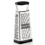 Cuisipro 746878 Garnishing Grater w/ Pinch Bowl & Surface Glide Technology