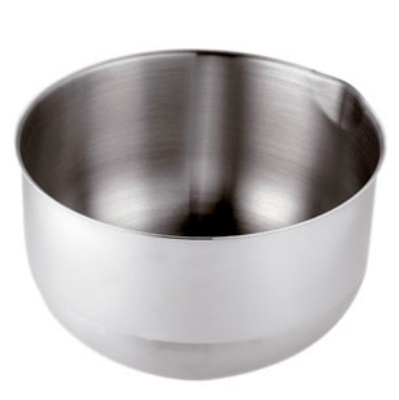 Cuisipro 74-7025 5 qt Definitive Bowl, Easy-Pour Edge and Spout