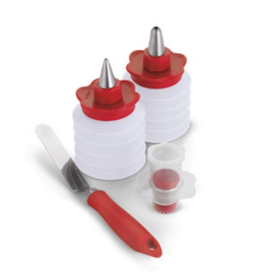 Cuisipro 74-7159 Cupcake Corer and Decorating Set