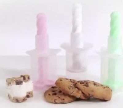 Cuisipro 837443 Mini Ice Cream Sandwich Maker w/ 3-Sandwich Shapes