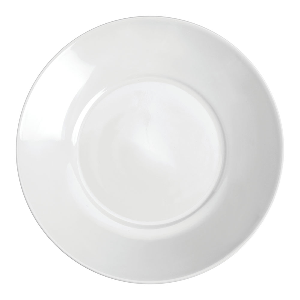 Homer Laughlin 08110000 61-oz Options Bowl - China, Arctic White