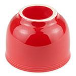 Homer Laughlin 098326 18-oz Fiesta Colorations Jumbo Bowl - China, Scarlet