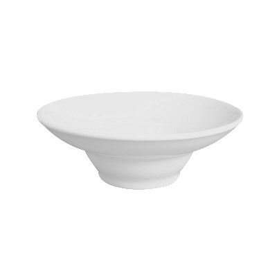 Homer Laughlin 110600 8-oz Coronet Bowl - China, Ivory