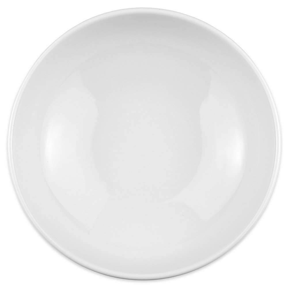 Homer Laughlin 18510000 68-oz Bistro Bowl - China, Arctic White