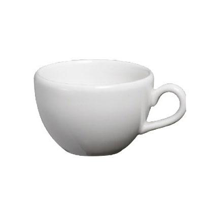 Homer Laughlin 20136800 14-oz Alexa Cup - China, Ameriwhite