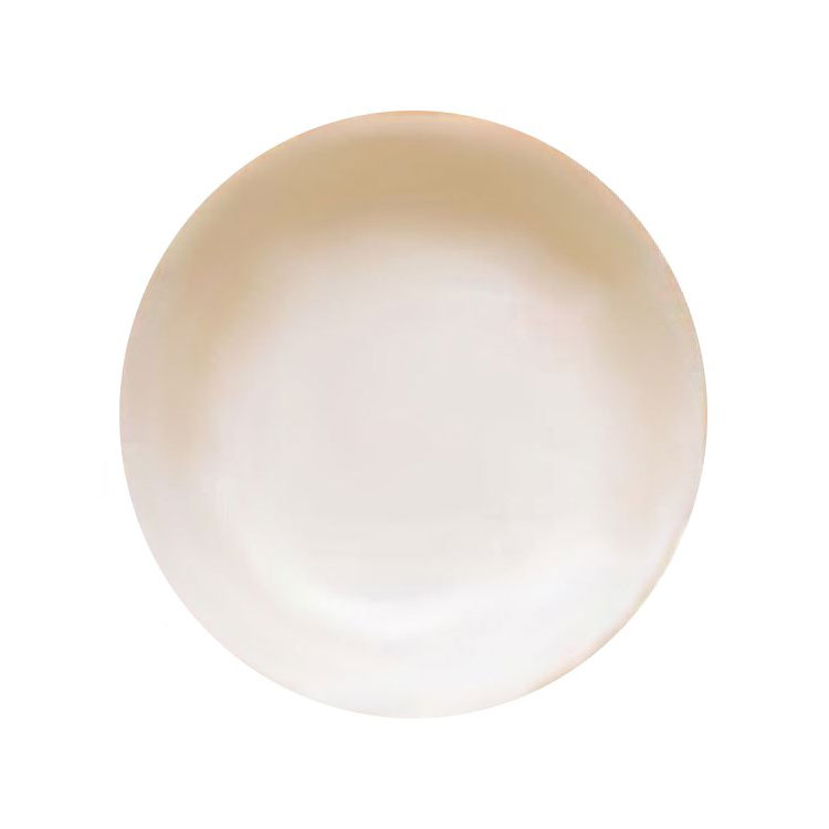 Homer Laughlin 20236800 6-oz Alexa Fruit Bowl - China, Ameriwhite