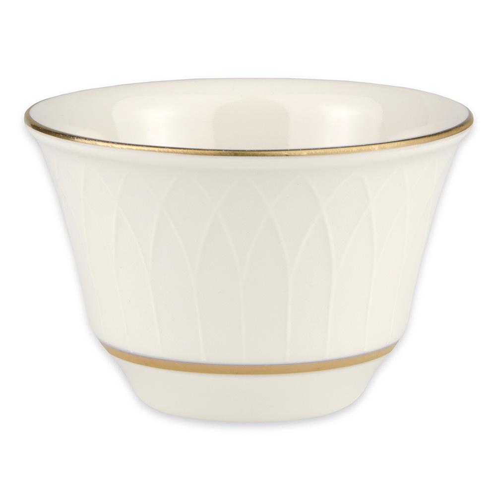 Homer Laughlin 3301420 7-oz Gothic Westminster Bouillon Bowl - China, Ivory