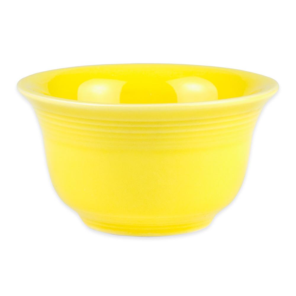 Homer Laughlin 450320 6.75-oz Fiesta Bouillon Bowl - China, Sunflower
