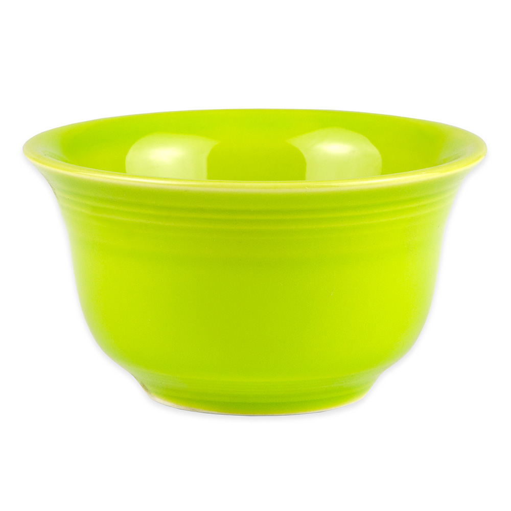 Homer Laughlin 450332 6.75-oz Fiesta Bouillon Bowl - China, Lemongrass