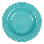 Homer Laughlin 451107 13.25-oz Fiesta Soup Bowl - China, Turquoise
