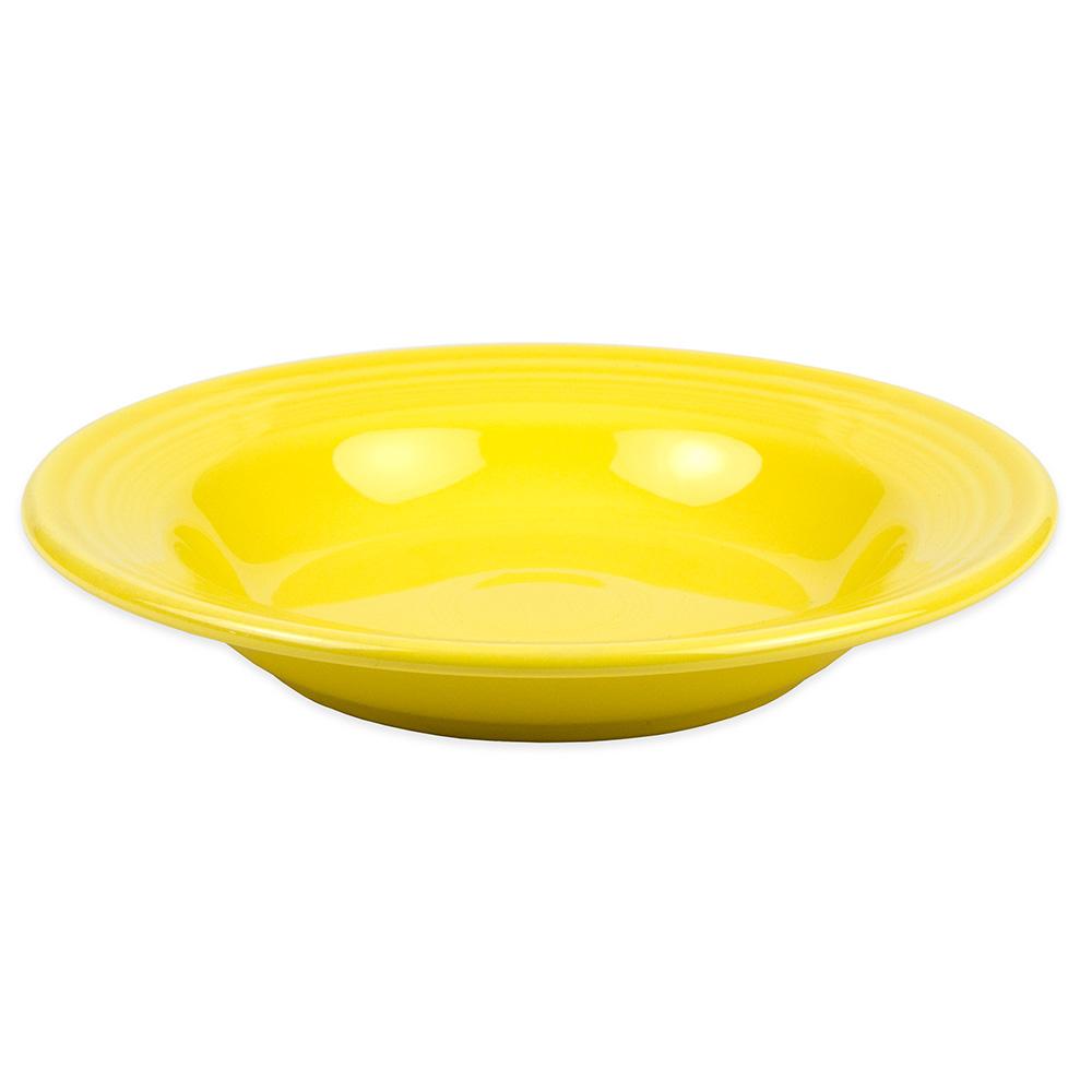 Homer Laughlin 451320 13.25-oz Fiesta Soup Bowl - China, Sunflower