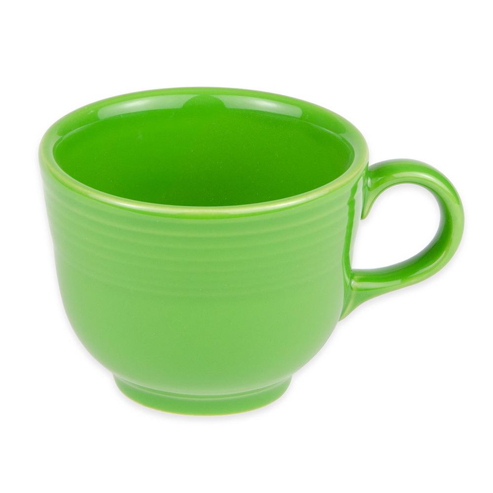 Homer Laughlin 452324 7.75-oz Fiesta Cup - China, Shamrock