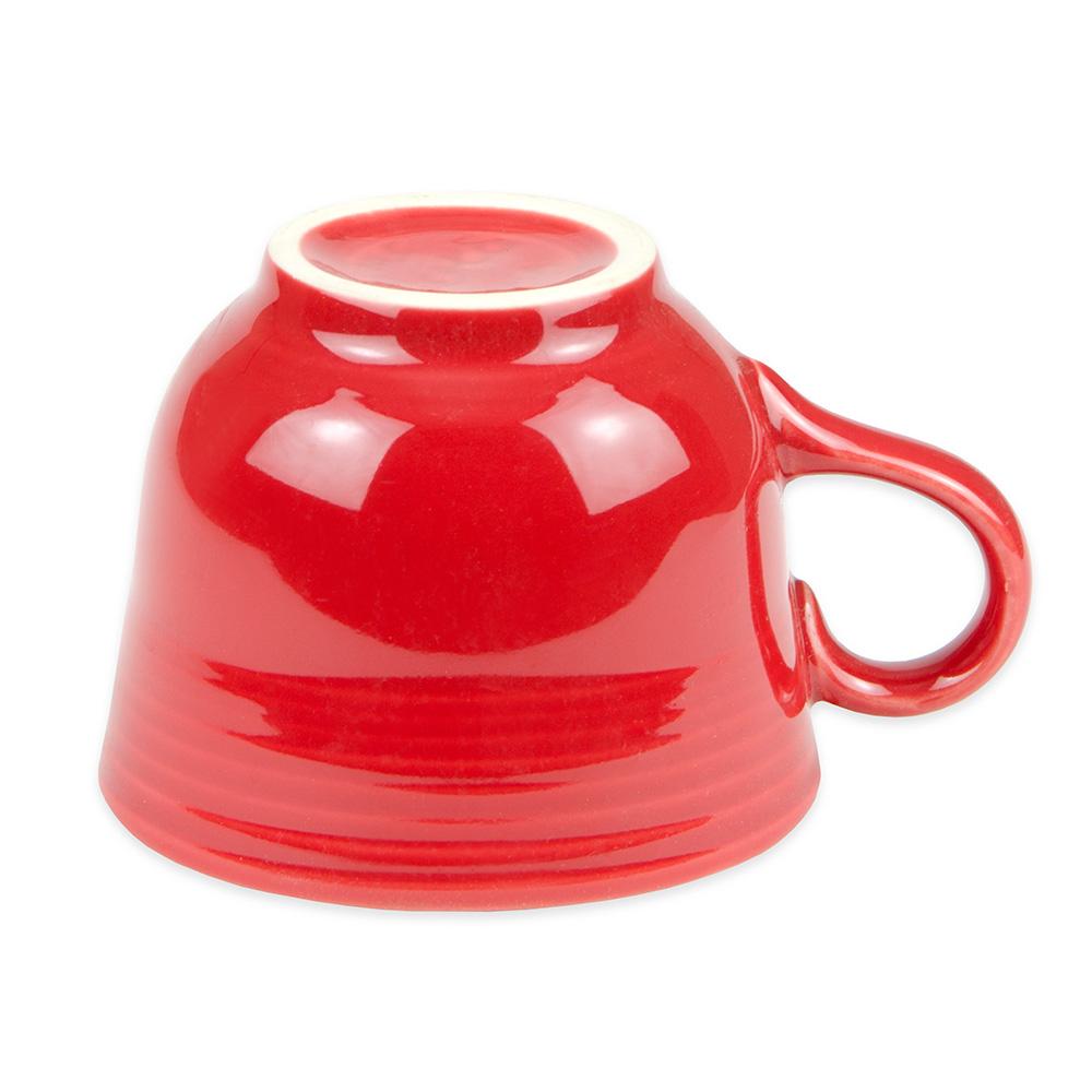 Homer Laughlin 452326 7.75-oz Fiesta Cup - China, Scarlet