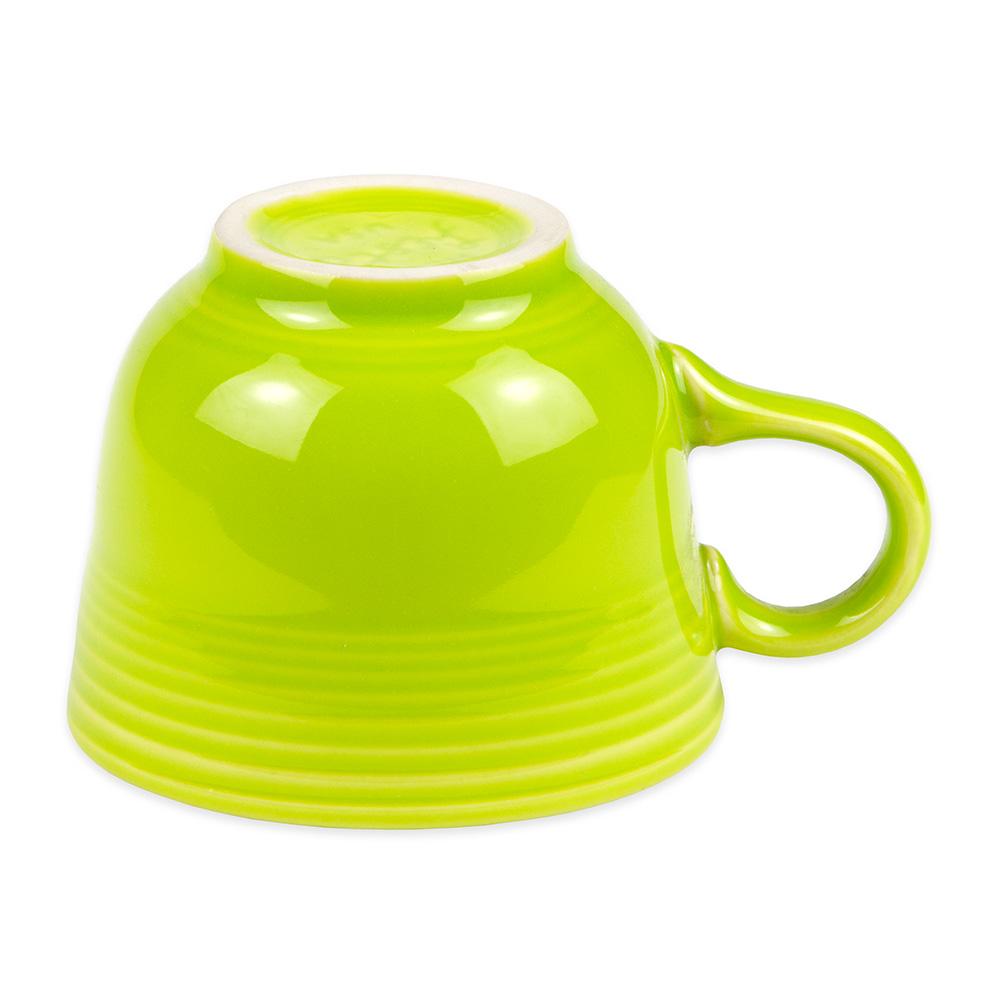 Homer Laughlin 452332 7.75-oz Fiesta Cup - China, Lemongrass