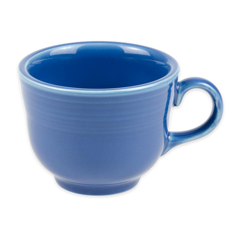 Homer Laughlin 452337 7.75-oz Fiesta Cup - China, Lapis