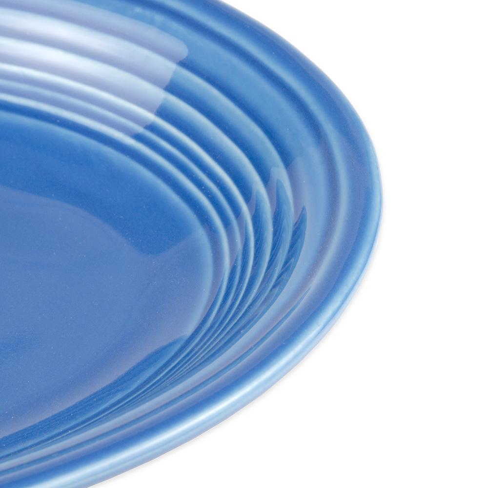 "Homer Laughlin 457337 11.63"" Oval Fiesta Platter - China, Lapis"
