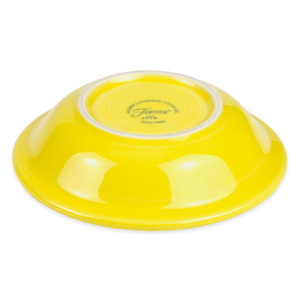 Homer Laughlin 459320 6.25-oz Fiesta Soup Bowl - China, Sunflower