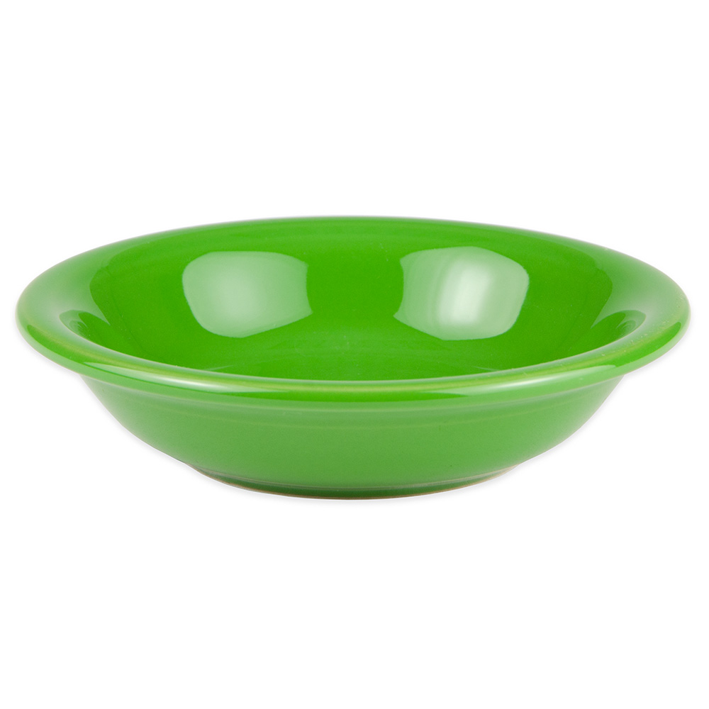 Homer Laughlin 459324 6.25-oz Fiesta Soup Bowl - China, Shamrock