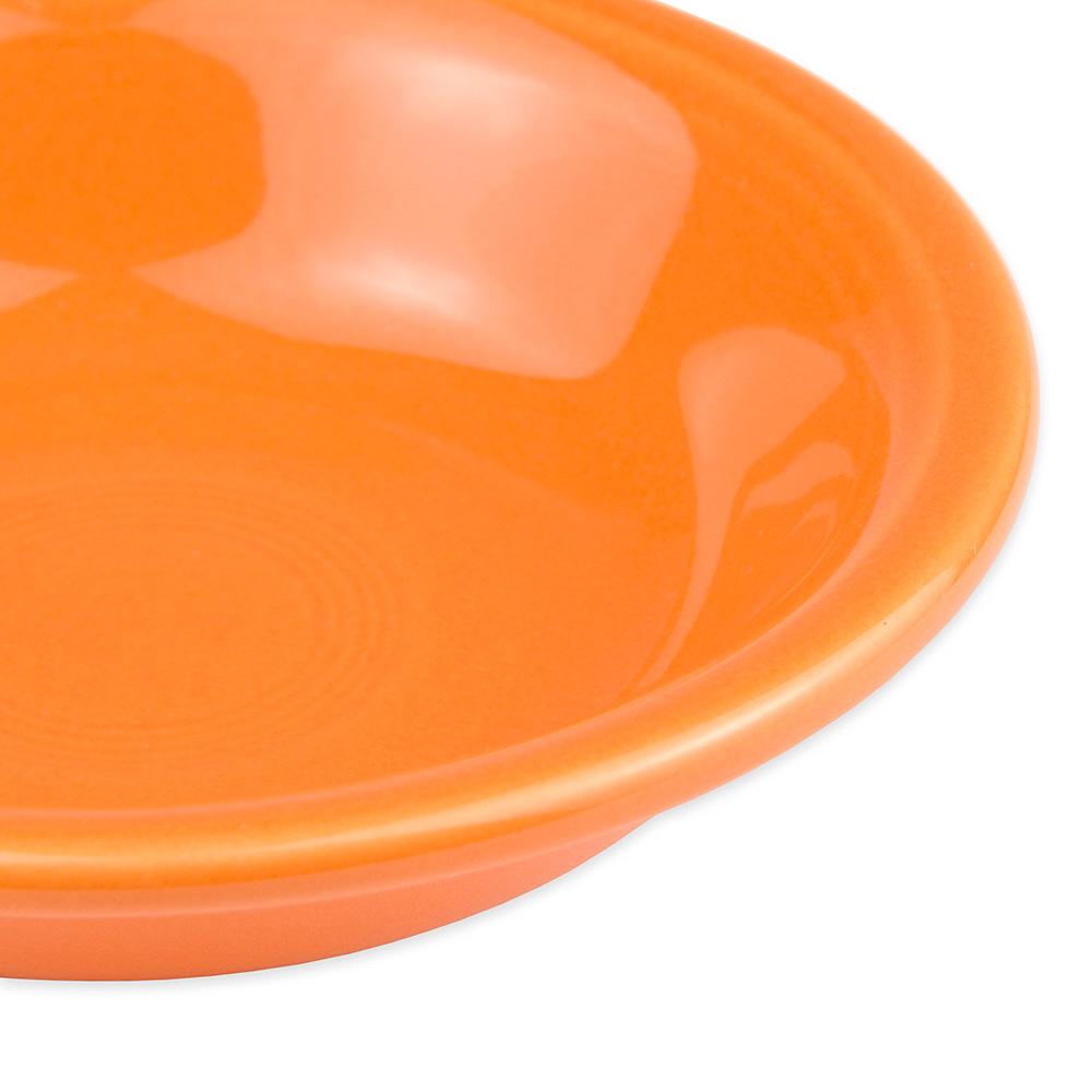 Homer Laughlin 459325 6.25-oz Fiesta Soup Bowl - China, Tangerine