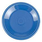 "Homer Laughlin 464337 7.25"" Round Fiesta Plate - China, Lapis"