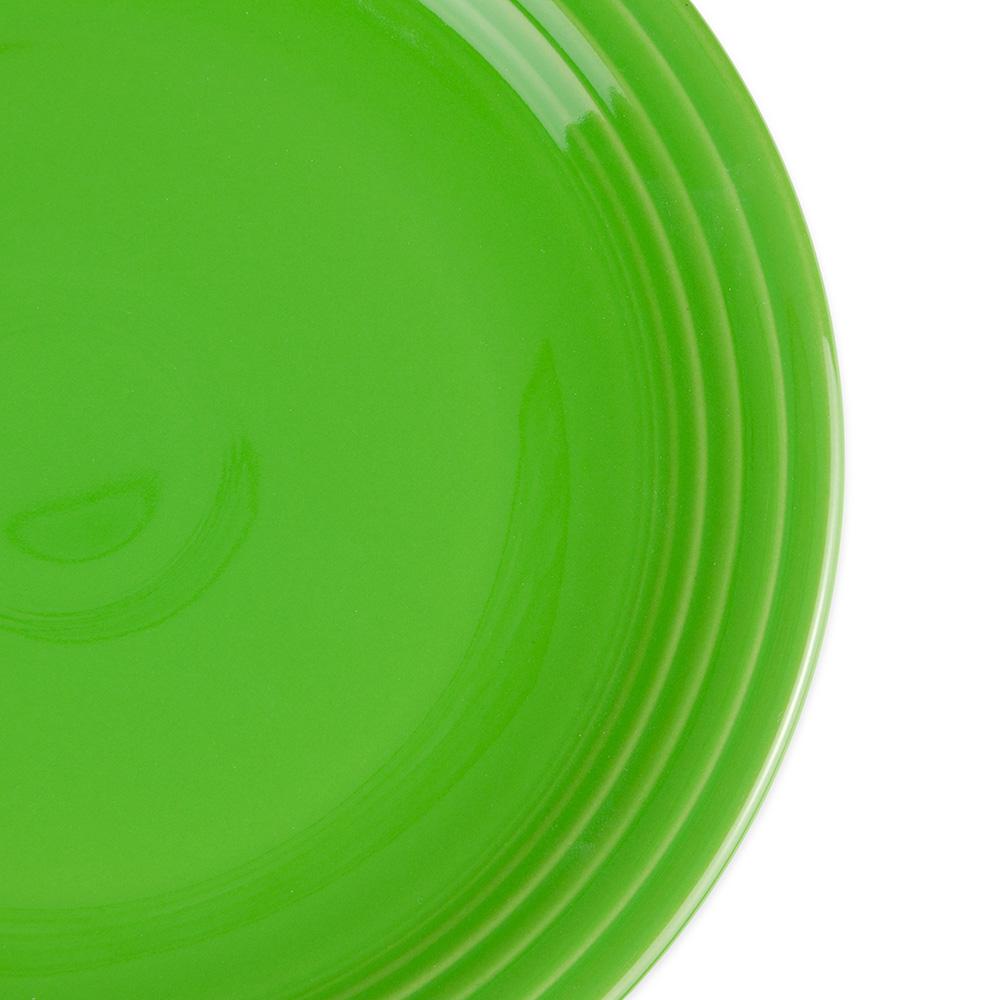 "Homer Laughlin 467324 11.75"" Round Fiesta Plate - China, Shamrock"