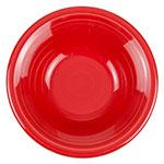 Homer Laughlin 472326 11-oz Fiesta Cereal Bowl - China, Scarlet