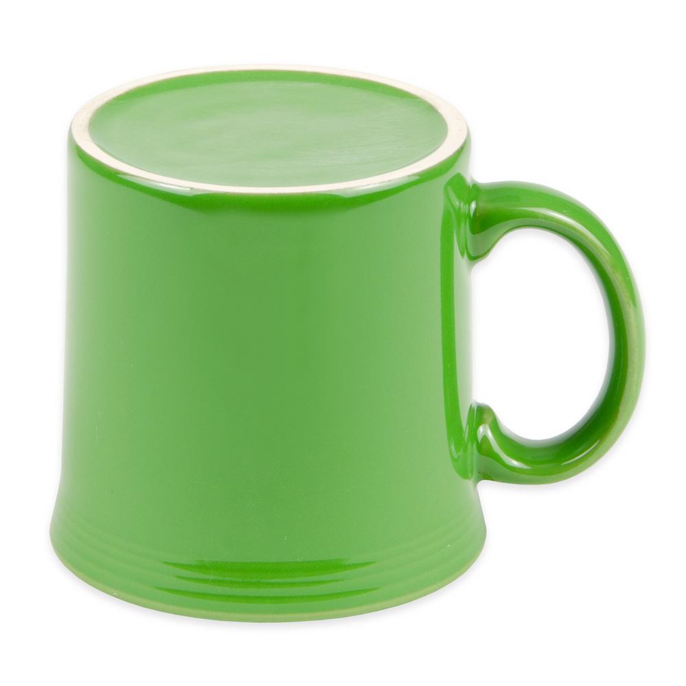 Homer Laughlin 570324 12-oz Fiesta Java Mug - China, Shamrock