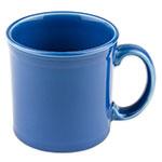 Homer Laughlin 570337 12-oz Fiesta Java Mug - China, Lapis