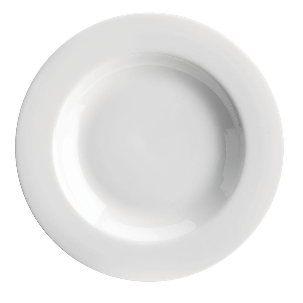 Homer Laughlin 6436000 18-oz Pristine Pasta Bowl - China, Ameriwhite