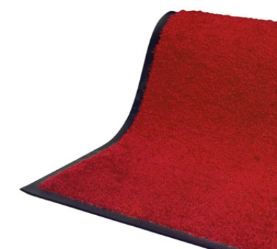 Andersen Mats 105-3-5 121 Tri-Grip Indoor Entrance Mat, 3 x 5-ft, Solid Red