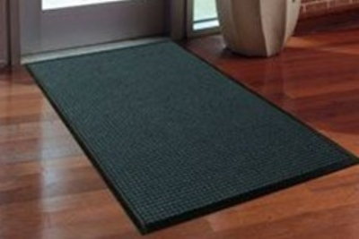 Andersen Mats 200-6-12 154 Waterhog Classic Entrance Mat, 6 x 12-ft, Charcoal