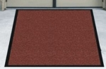 Andersen Mats 395-4-6 301 Brush Hog Indoor/Outdoor Entrance Mat, 4 x 6-ft, Charcoal Brush