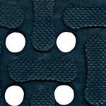 Andersen Mats 420-2-3 Comfort Flow Anti-Fatigue Mat w/ Drainage Holes, 2 x 3-ft, Black