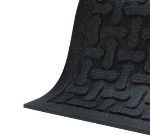 Andersen Mats 430-3-9 Comfort Flow Anti-Fatigue Mat, 3 x 9-ft, Slip-Resistant, Black