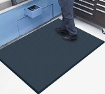 Andersen Mats 494-4-6 Complete Comfort Anti-Fatigue Floor Mat, 4 x 6-ft, Black