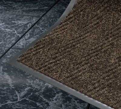 Andersen Mats 873-4-8 31 Victory Indoor Floor Mat, 4 x 8-ft, Brown
