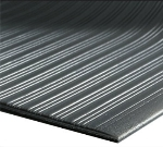 Andersen Mats 900-3-12 Sure Cushion Anti-Fatigue Floor Mat, 3 x 12-ft, Charcoal