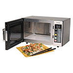 Panasonic NE-1064 1000w Commercial Microwave with Touch Pad, 120v
