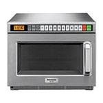 Panasonic NE17521 1700w Commercial Microwave with Touch Pad, 208-240ph/1v