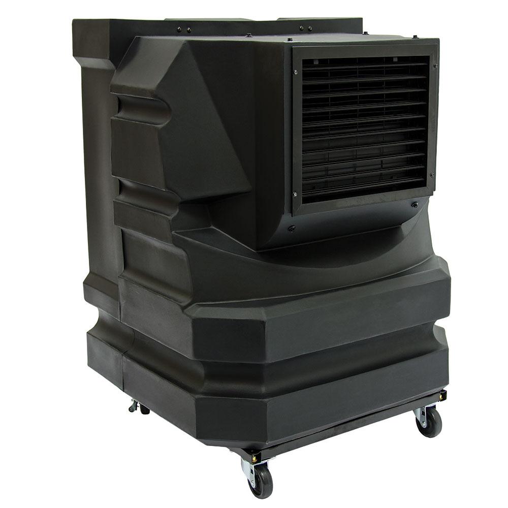 TPI EVAP-MINI700 Portable Evaporative Cooler w/ 10-gal Wa...
