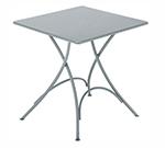EmuAmericas 907 Classic Folding Table, 30 in Square, Bronze