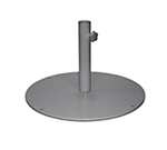 "EmuAmericas 923 24"" Round Shade Umbrella Base - 55-lb, Steel, Iron"