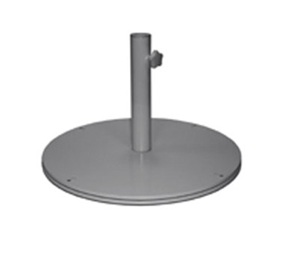 "Emuamericas 925 24"" Round Shade Umbrella Base - 105-lb, Steel, Iron"