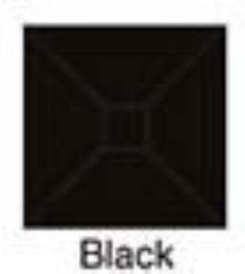 TTMA65SQ Square Tuuci Turbo Umbrella 6.5 ft Sunbrella Fabric Black Restaurant Supply