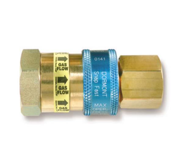 "Dormont A100 1"" Quick Disconnect Female Coupler"