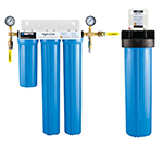 Dormont CBMX-S3LP Single Combination Water Filter Cartridge Assembly, (4) Stage, Tank