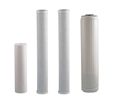 Dormont CBMX-S3LP-PM Replacement Filter Pack for Cube Max-S3L w/ Anti-Scale Media, 4-Filters